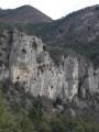 La Chapelle Sainte-Baume et le Bau de l'Arc