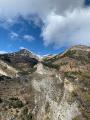 Castel Tournou par les granges de Lamentargue et les rochers de Servia