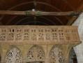 Chapelle de Loc Envel - le jubé