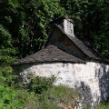 """Chapelle à la Grafouillade en sortie du hameau """"le Coudert"""""""