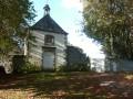Chapelle à St Jouan des Guérets