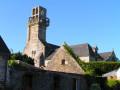 Plan d'eau du Moulin Neuf au départ de la Chapelle de Longuivoa