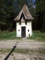 Chapelle dans la forêt de Jumièges