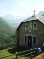 Cabane d'Illau et Chapelle de l'Isard