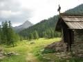 Chapelle près des chalets de Roche Noire