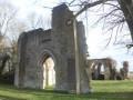 Chapelle romane de Champlieu