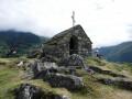 La Croix de Saint-Justin en boucle par les sentiers de l'adret à Barèges