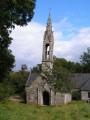 Chapelle Sainte-Barbe et campagne de Ploéven