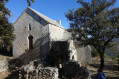 Chapelle Sainte-Anne de Goiron et la chaîne des Côtes