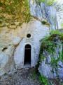 Chapelle et ermitage troglodytiques de San-Chaousou