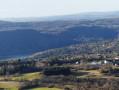 Charchilla et le lac de Vouglan