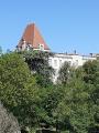 Du Château de Bourg-Charente aux bords de la Charente