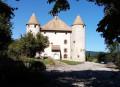 Les châteaux d'Avully et de Buffavens