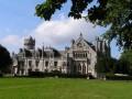 Château de Kériolet et Etang du Moros