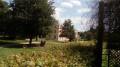 La Forêt de Rougeau et le Chateau de la Grange-la-Prévôté