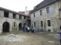 Château de Montby (Cour intérieure)