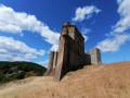 Le château de Portes et la tour de Peyrerol ou le passé minier des Cevennes