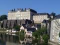 Le long de la Sarthe près de Sablé-sur-Sarthe