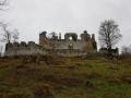 À la découverte des ruines du château de Saint-Barthélémy