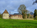 Le Bois du Temple et la Collégiale Saint-Pierre