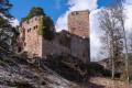 Châteaux, abbayes et villages depuis Barr