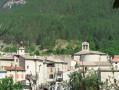 Montagne de Piemard à partir de Châtillon-en-Diois