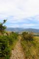 Chemin amenant à Llivia