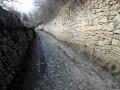 Chemin caladé