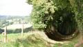 Entre Vaux et val de Druance autour de Lénault