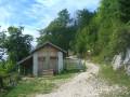 Chemin du Col de l'Alpe