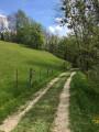 Chemin sous le Villard