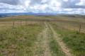 Chemin sur la Montagne de Courbières