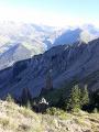 Boucle du Mont Charvin via le Col de la Louvière au départ de la Chal