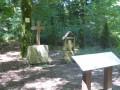 Du cimetière des pestiférés au plan d'eau de Noironte