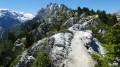 Crête du Mont Charvet par le Rocher de Villeneuve et le Col Grande Pierre
