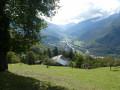 Circuit de Lacha par le Raidier au départ de Tours en Savoie
