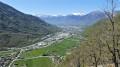 Circuit de Roche Étroite à Tours-en-Savoie