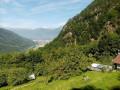 Circuit en boucle au départ de Tours-en-Savoie passant par le château de Chantemerle