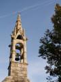 Clocher gothique de la Chapelle de Trémorvézen