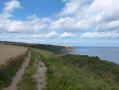 Coastal path: Cleveland Way