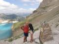 Col de la Cayolle - Lacs de la petite Cayolle et des Garrets
