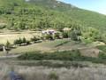 Lac des Pises à partir du Col de Mouzoulès