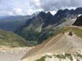 Col de Salenton, par la cascade et le vallon de Bérard