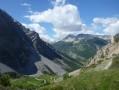 Col des Ourdéis, Grand Peygu, Crête des Granges