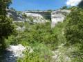 Combe de Curnier   Mont Ventoux  sud