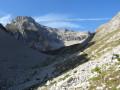 Combe Ratin et le Plateau de Bure