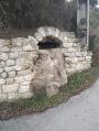 Concrétions calcaire