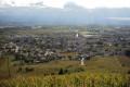 Sur les hauteurs de Saint-Peray
