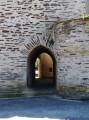 Couloir sous l'église