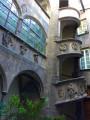 Cour de l'Hôtel Guymoneau ...